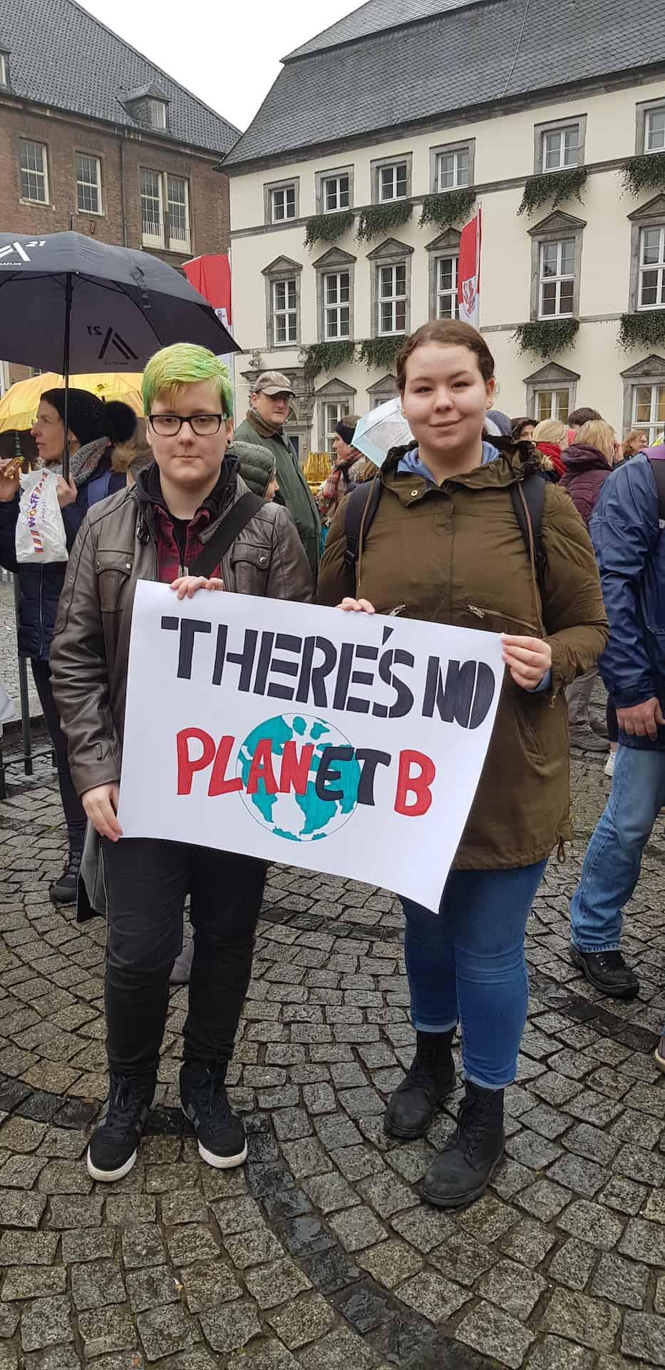 Demonstrantinnen (c) Emma Kadach