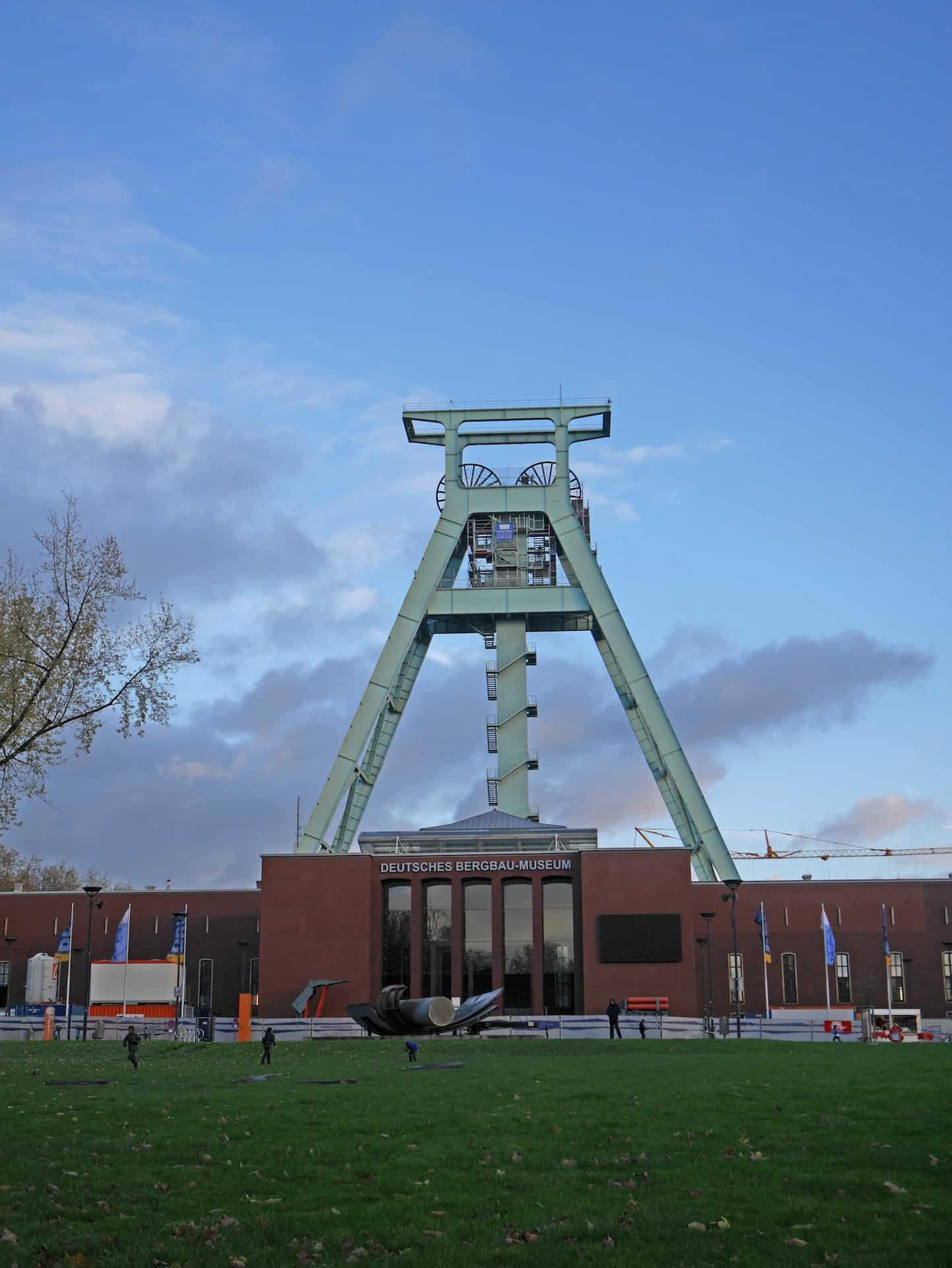 Das Bergbaumuseum in Bochum