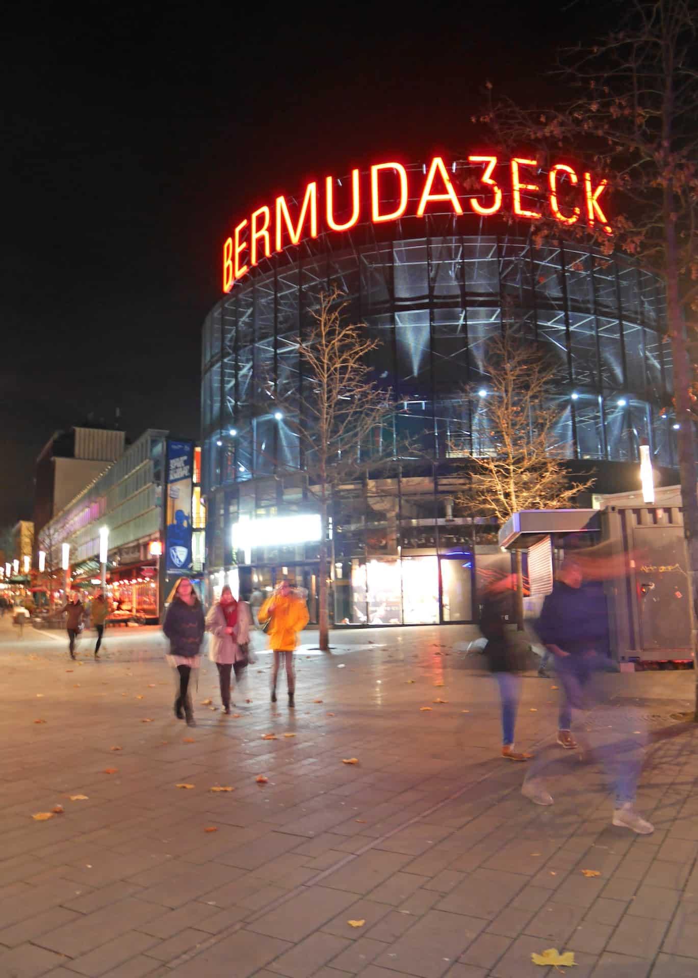 Das Bermudadreieck in Bochum