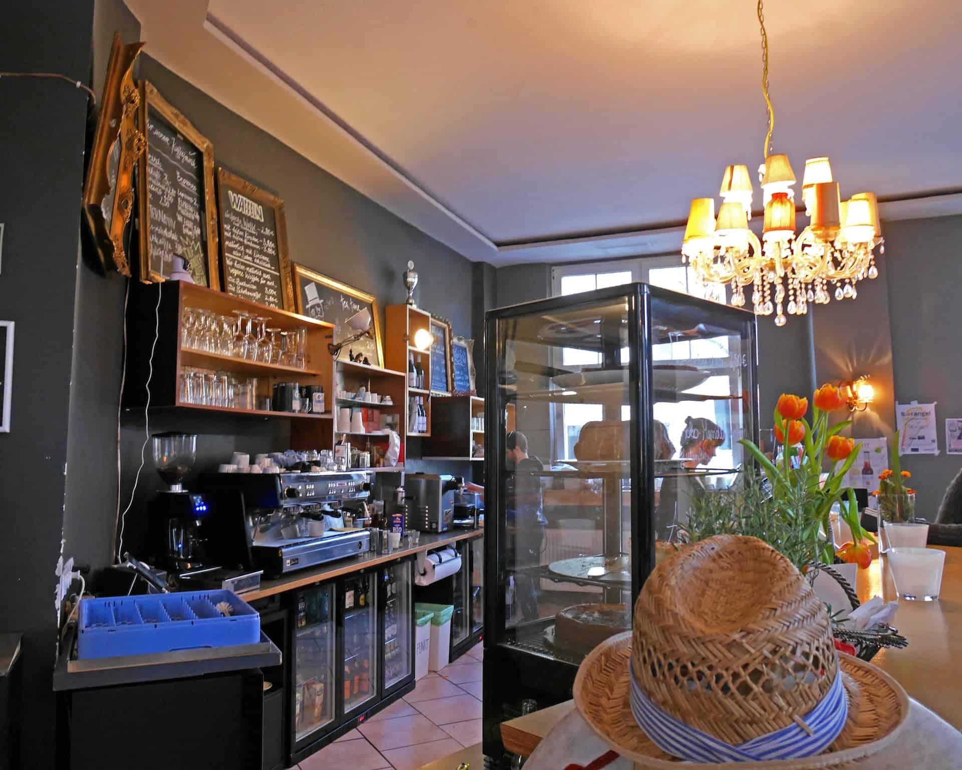 Das Café Kugelpudel in Bochum
