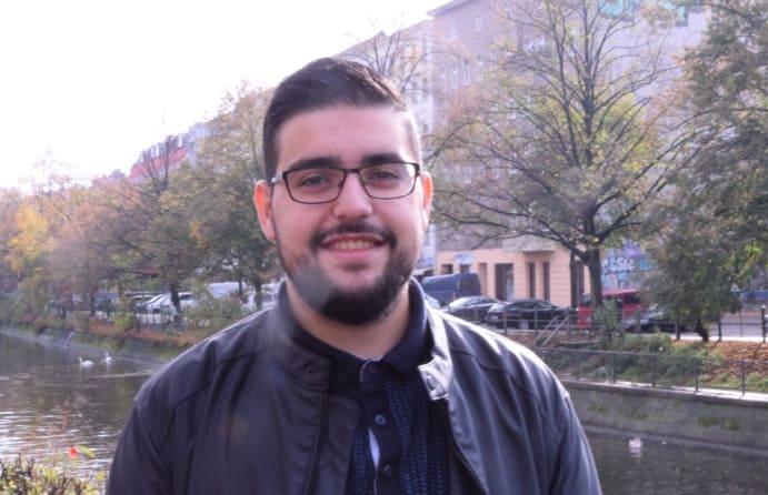 Porträt Mohammed Scheikani