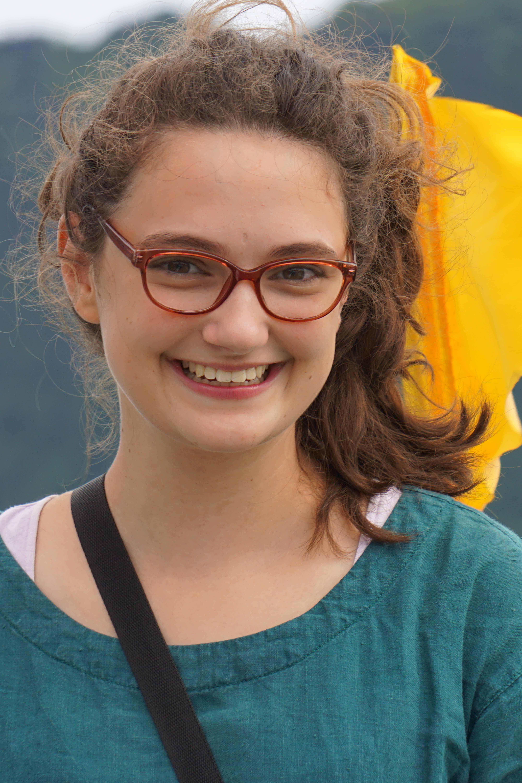 Porträt von Annika Bucher