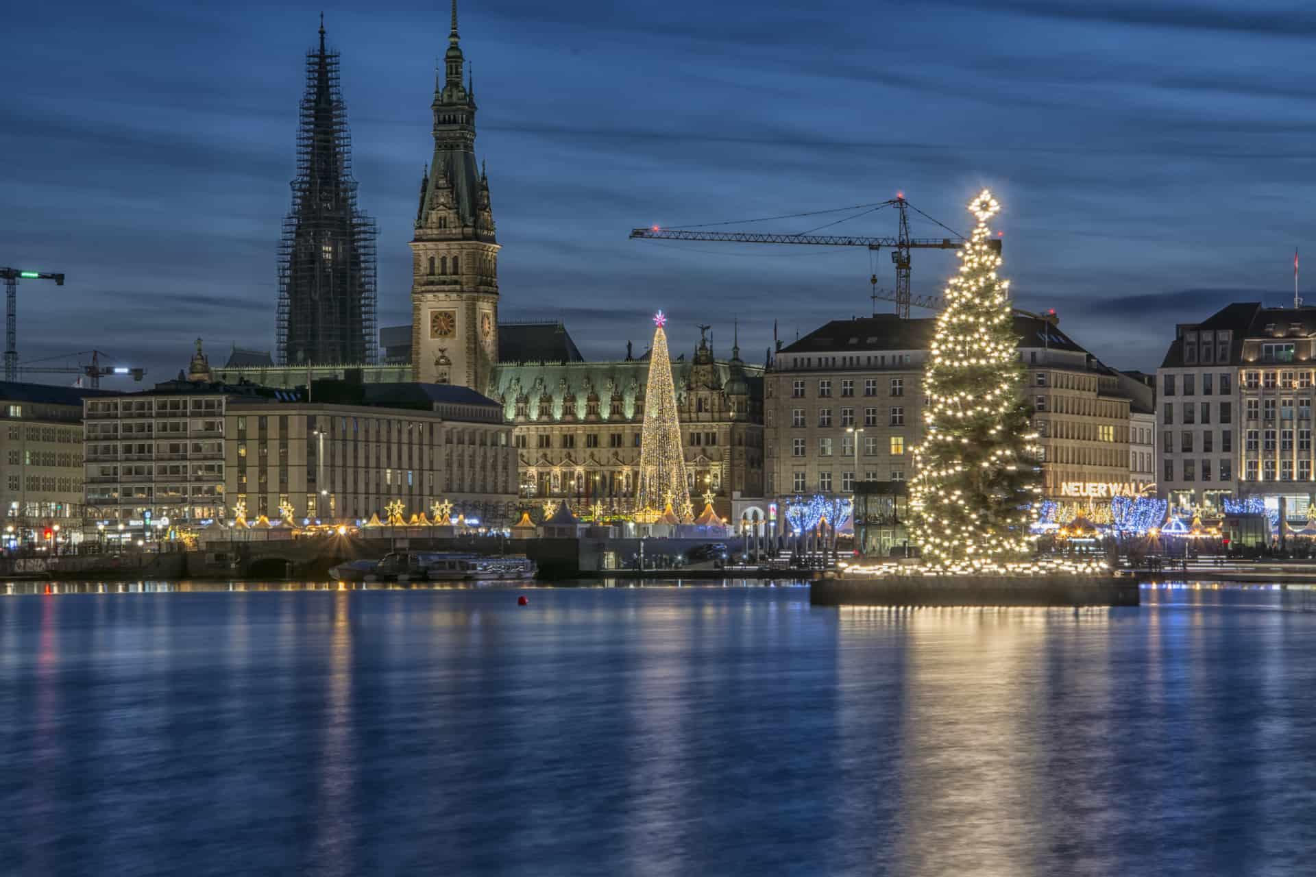 Die Drei Schonsten Weihnachtsmarkte In Hamburg Funky