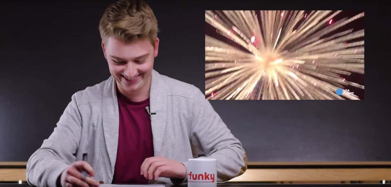 Screenshot vom Jahresrückblick auf YouTube