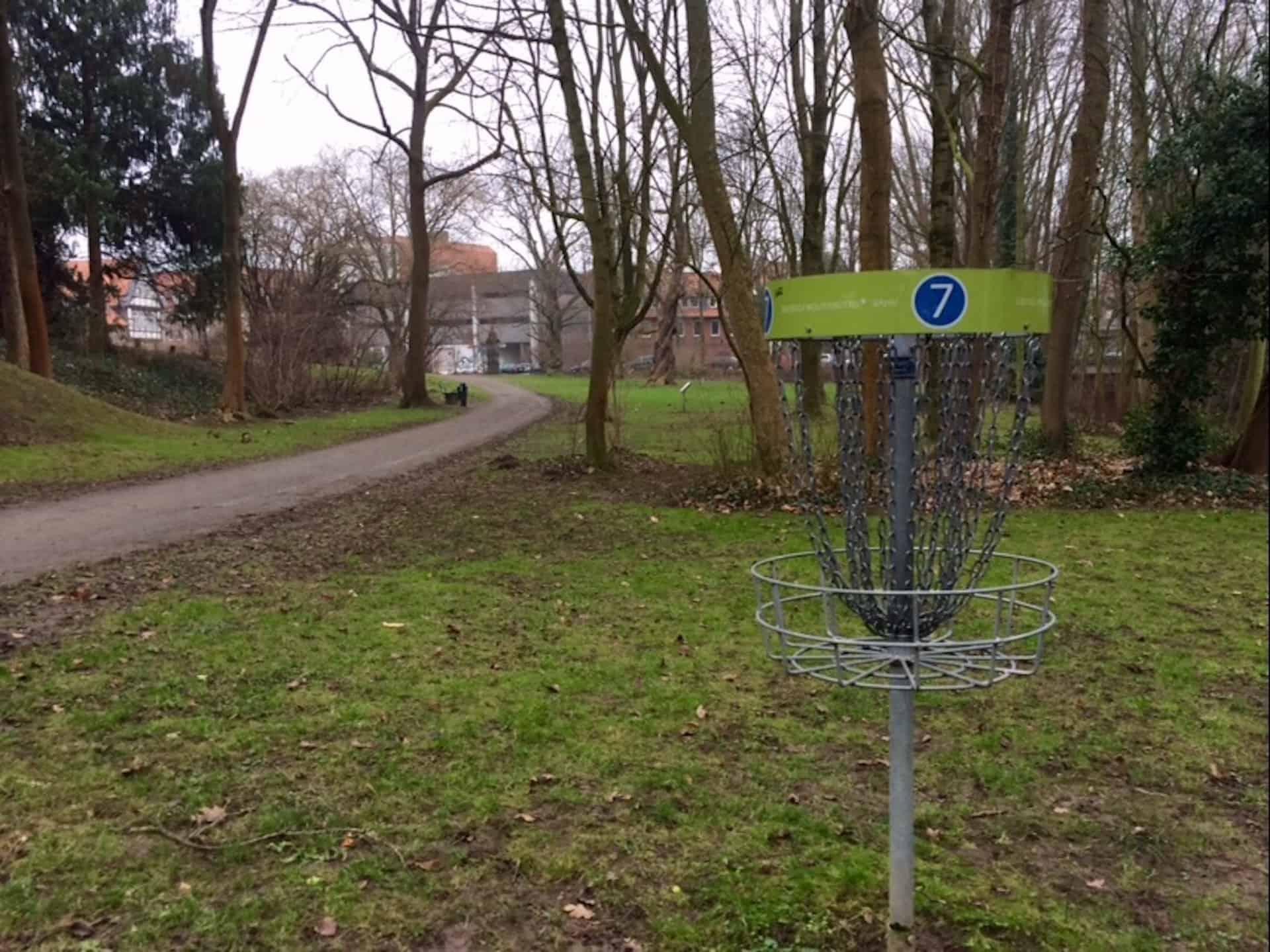 Seeliger Park in Wolfenbüttel