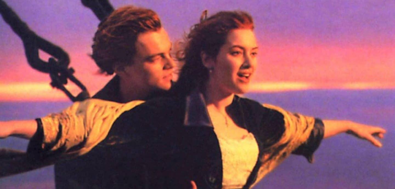 Filmstill von Titanic