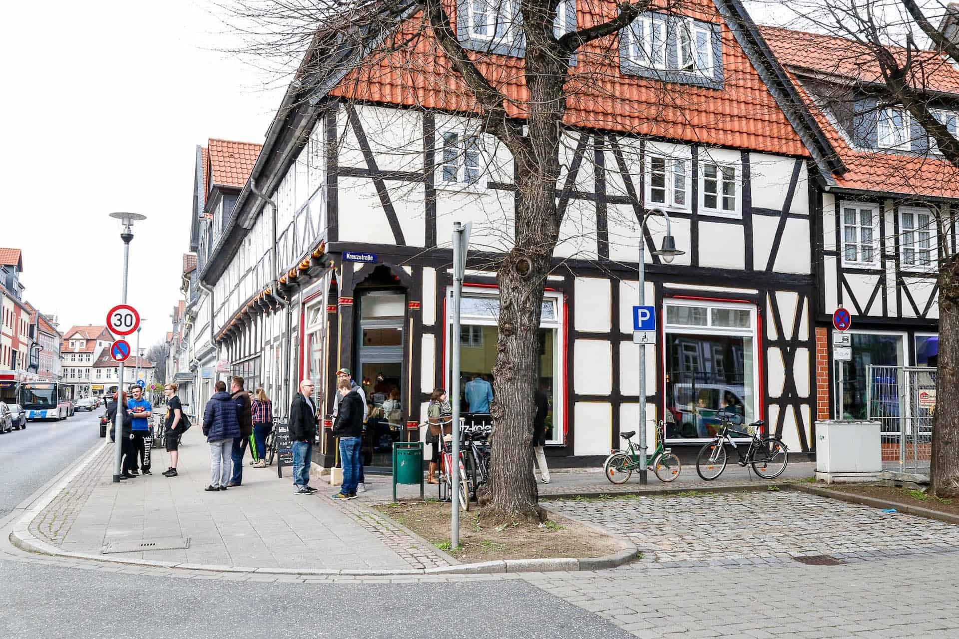 Die Veränder Bar in Wolfenbüttel
