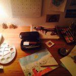 Schreibtisch von Rebecca