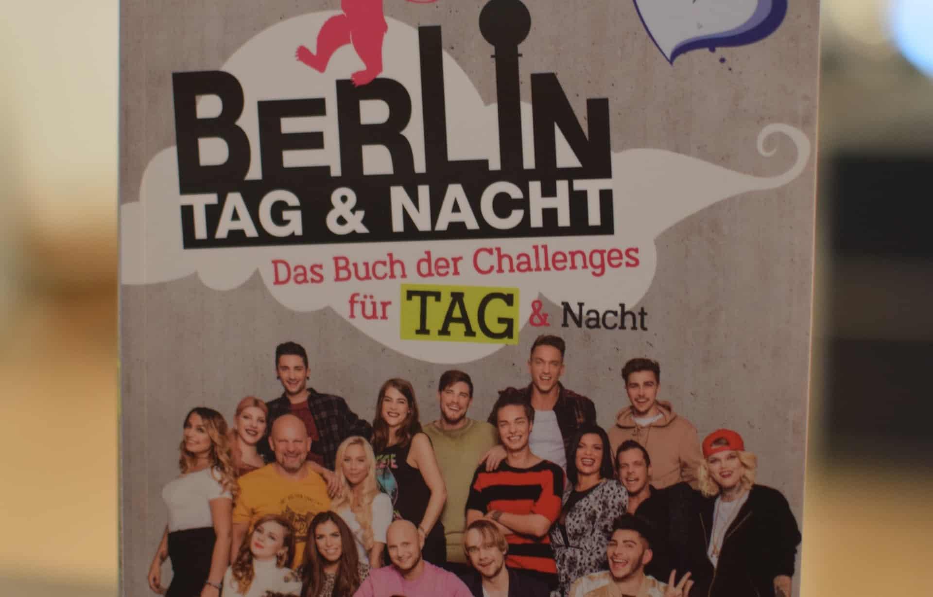 Berlin Tag und Nacht Das Buch der Challenges