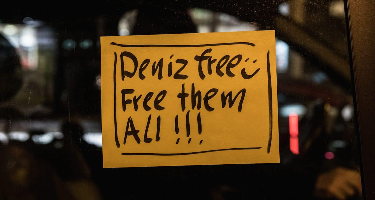 Free Deniz Yücel