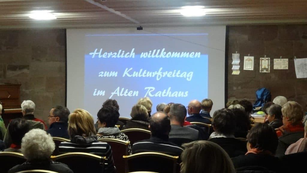 Kulturfreitag in Heiligenstadt