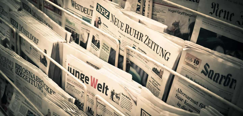 Deutsche Tageszeitungen