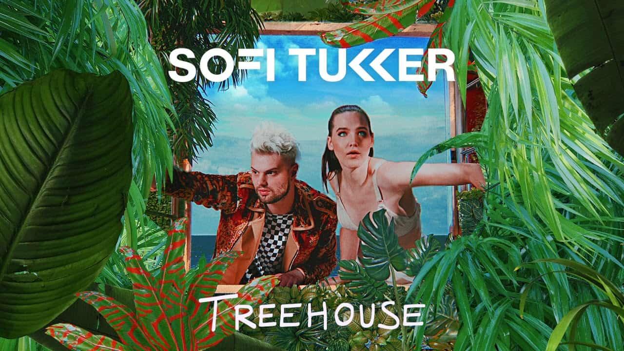 Sofi Tukker, Albumcover