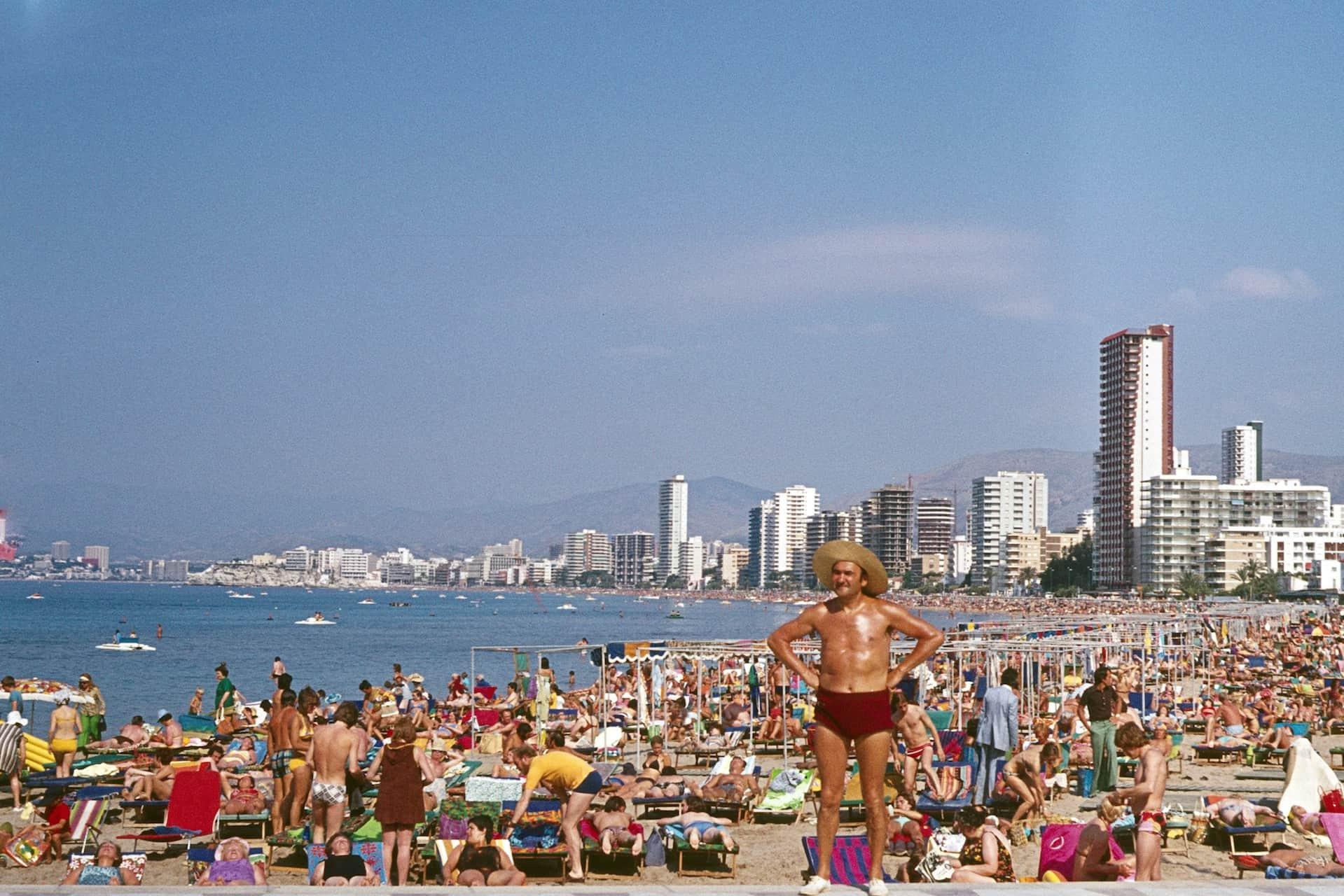 Gran Canaria im Jahr 1977