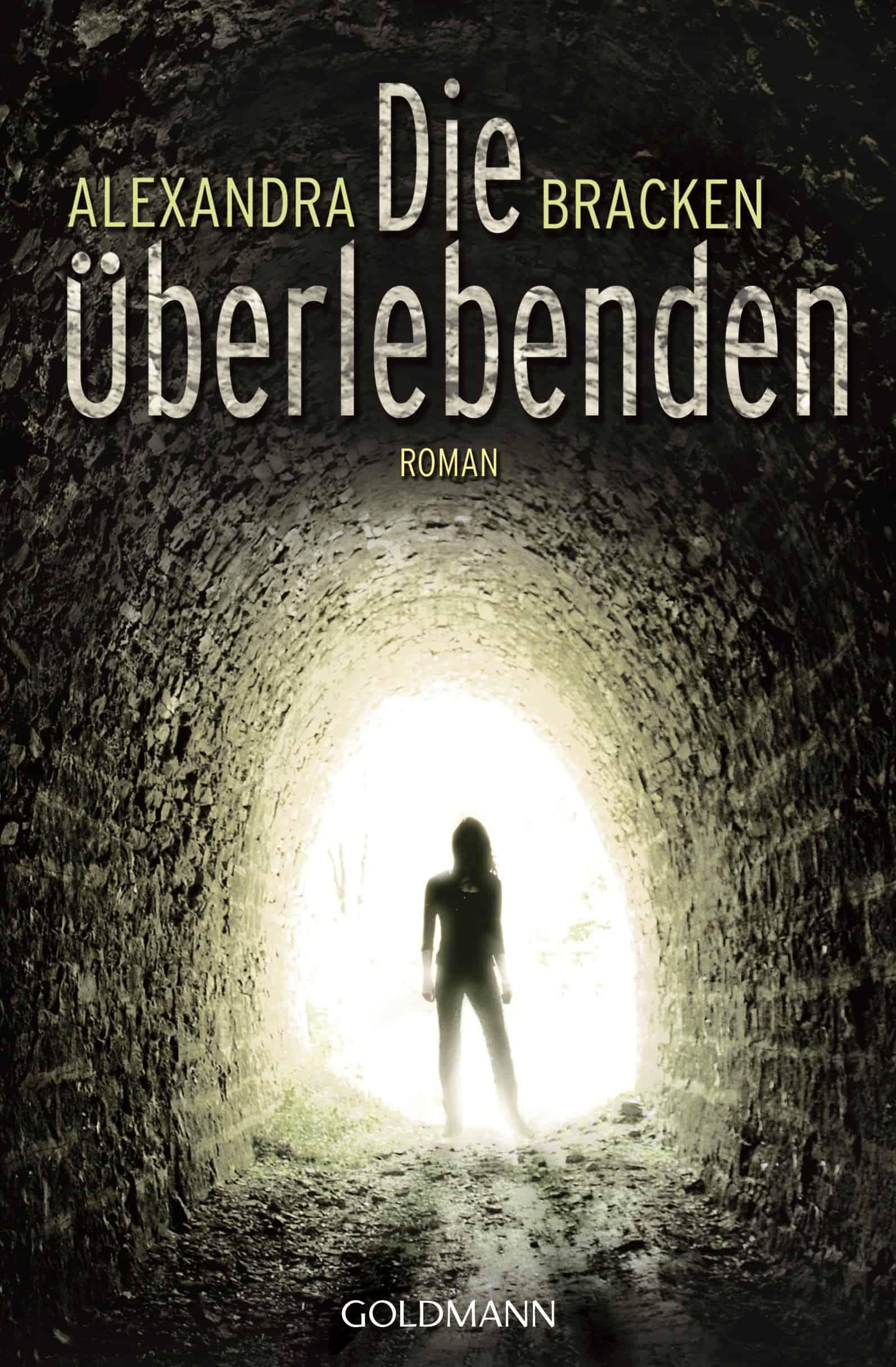 """Cover des Buchs """"Die Überlebenden"""""""