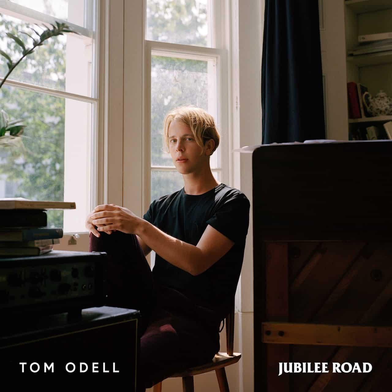Cover vom Album Jubilee Road von Tom Odell