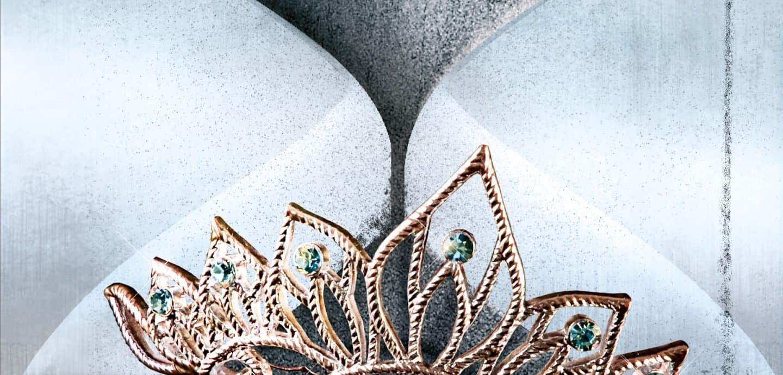 Ausschnitt vom Cover von Die Krone der Dunkelheit