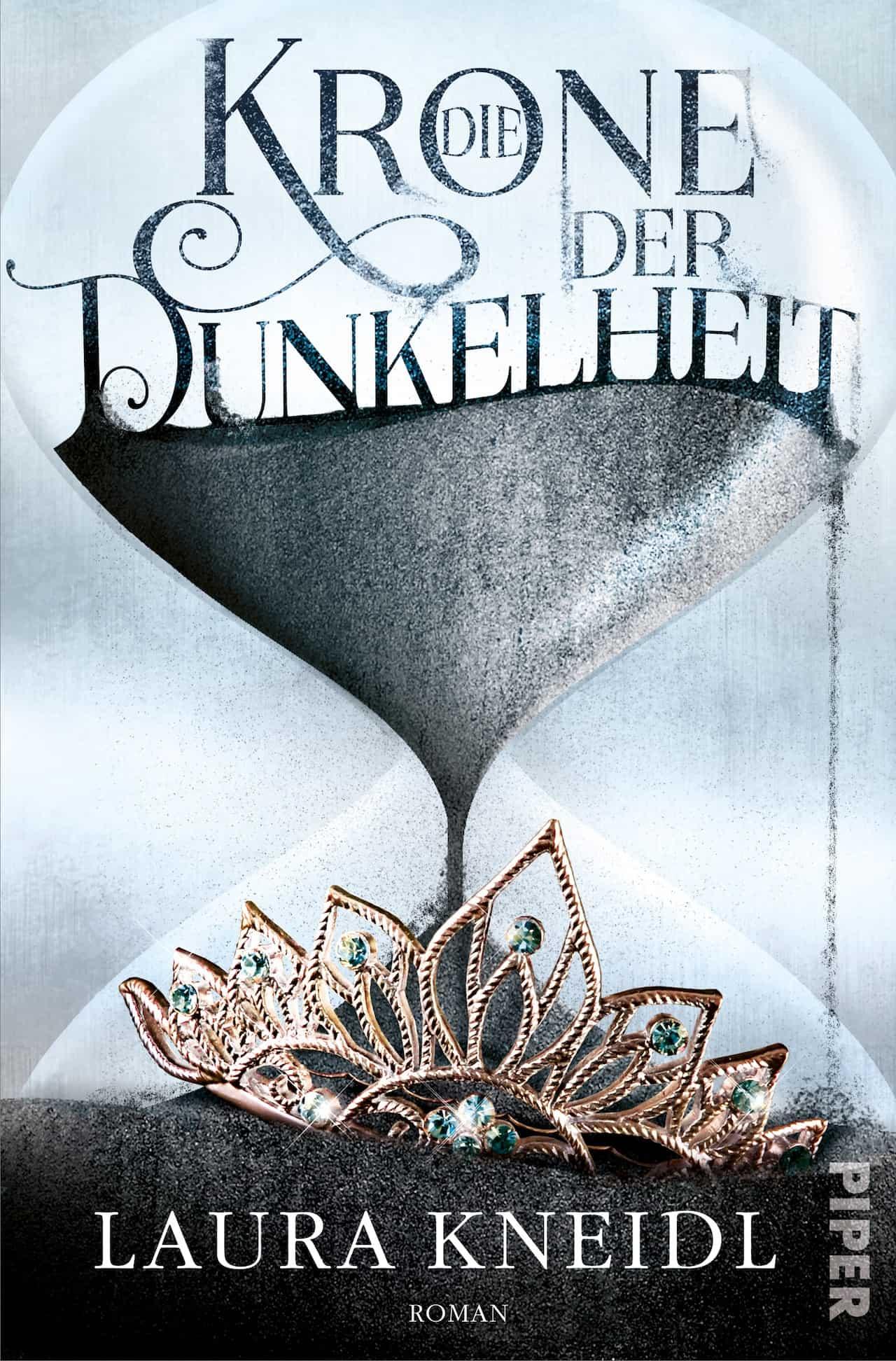 Cover des Buches Die Krone der Dunkelheit