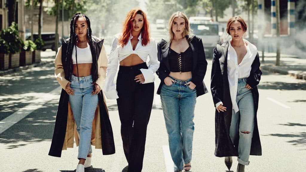 Die Band Little Mix