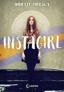 Cover des Buches Instagirl