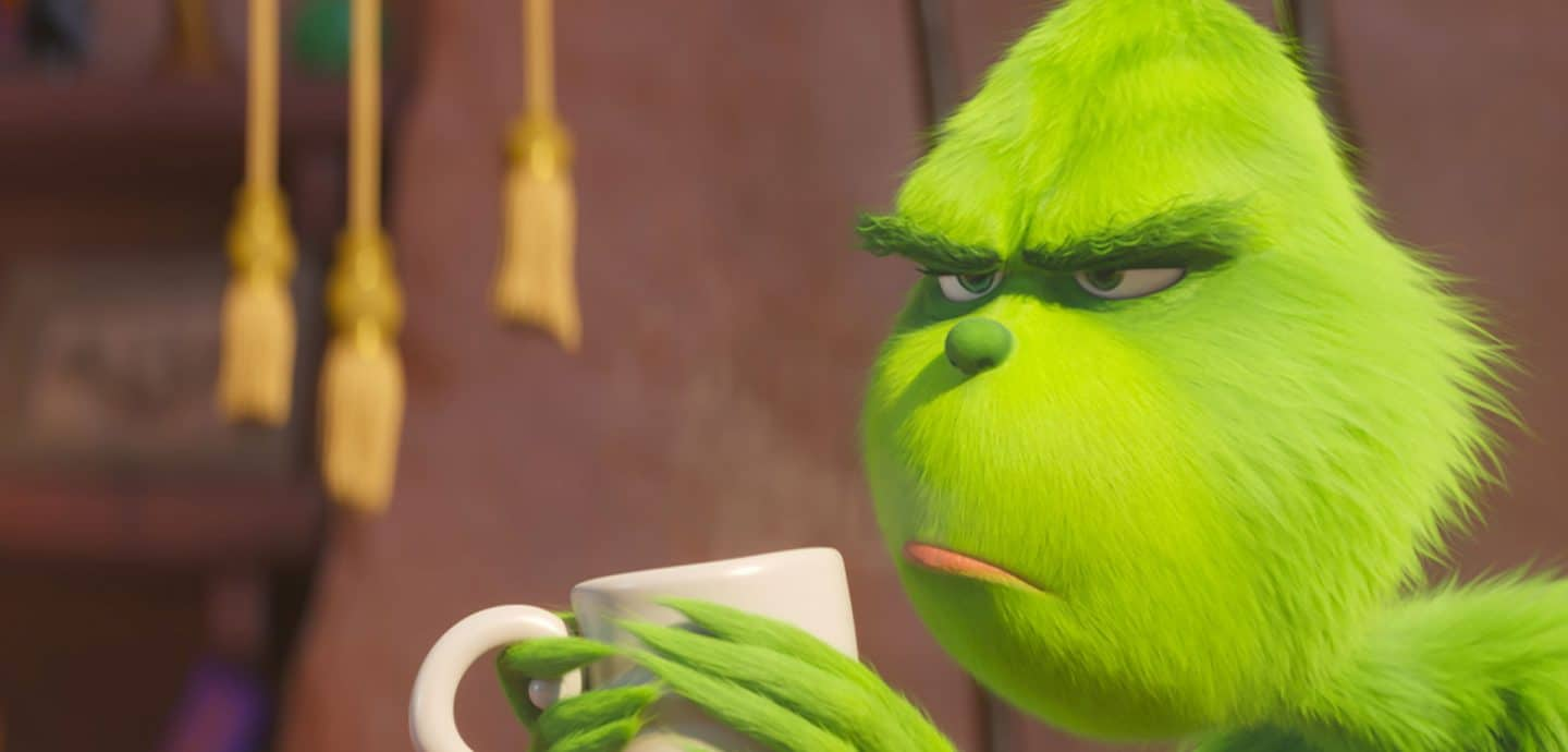 Der Grinch im Animationsfilm
