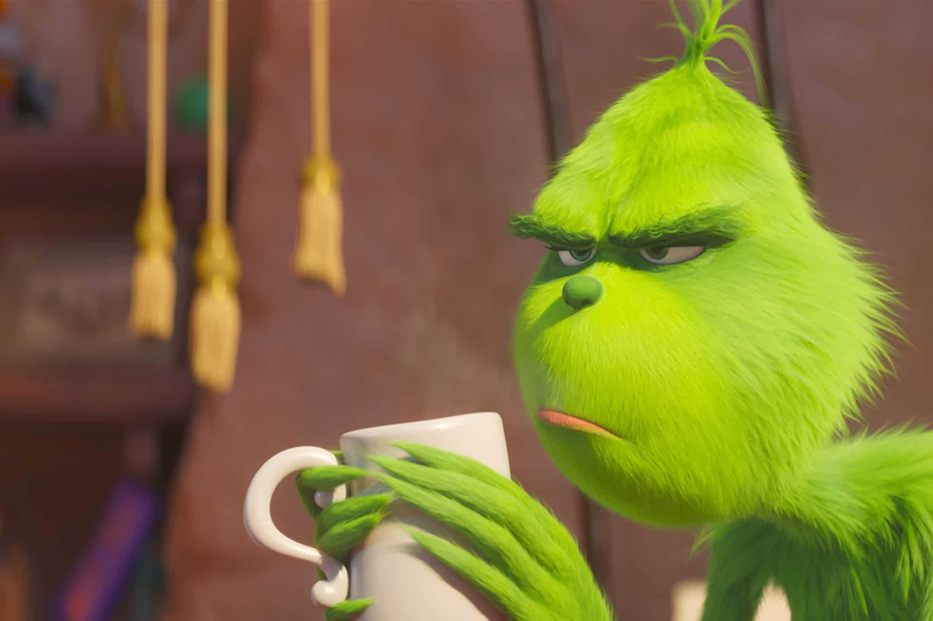 Der Grinch im Animationsfilm