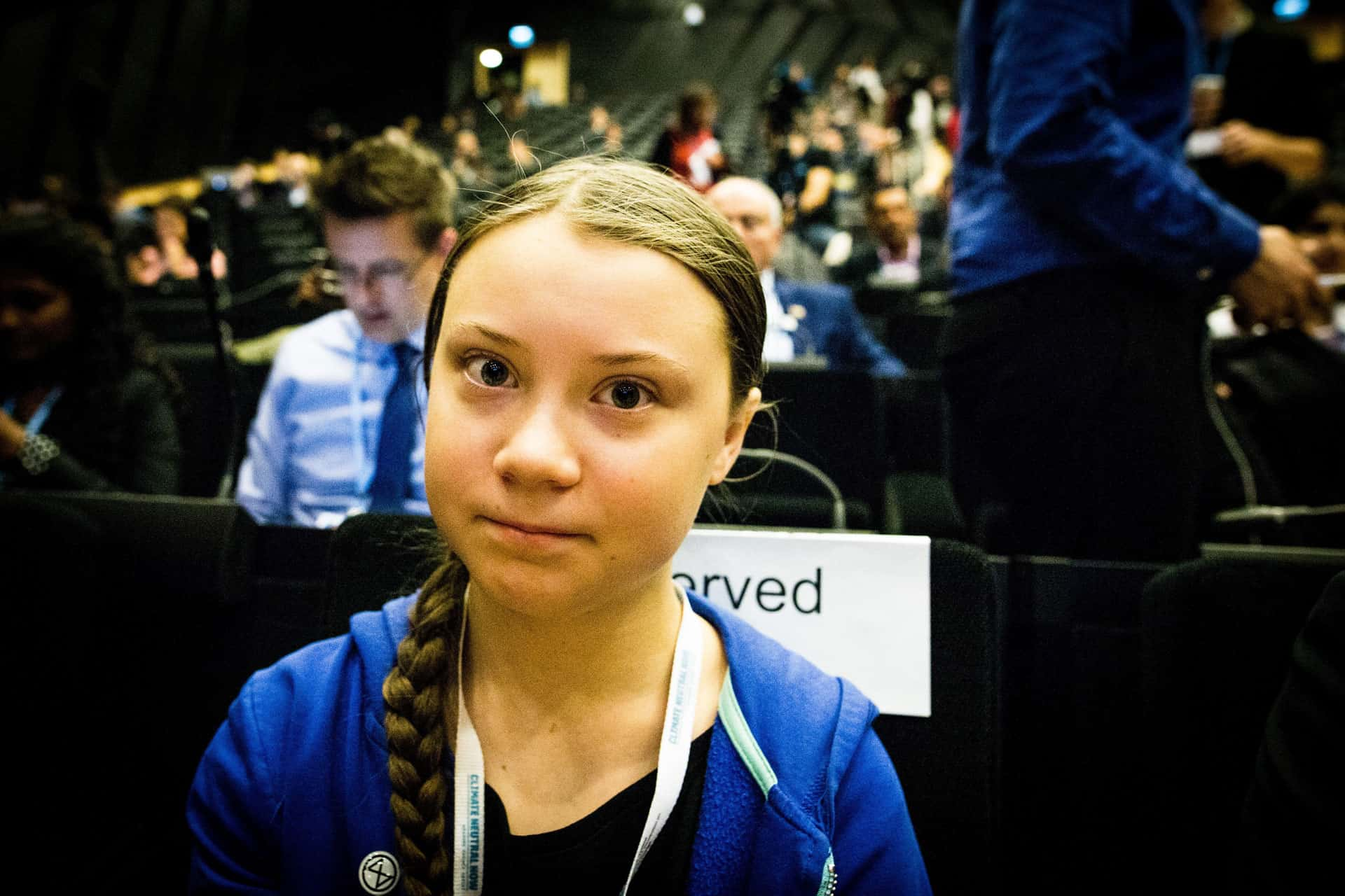 Klimaschützerin Greta Thunberg