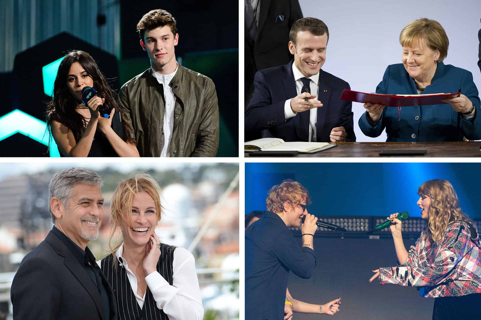 Berühmte Freundschaften zwischen Männern und Frauen