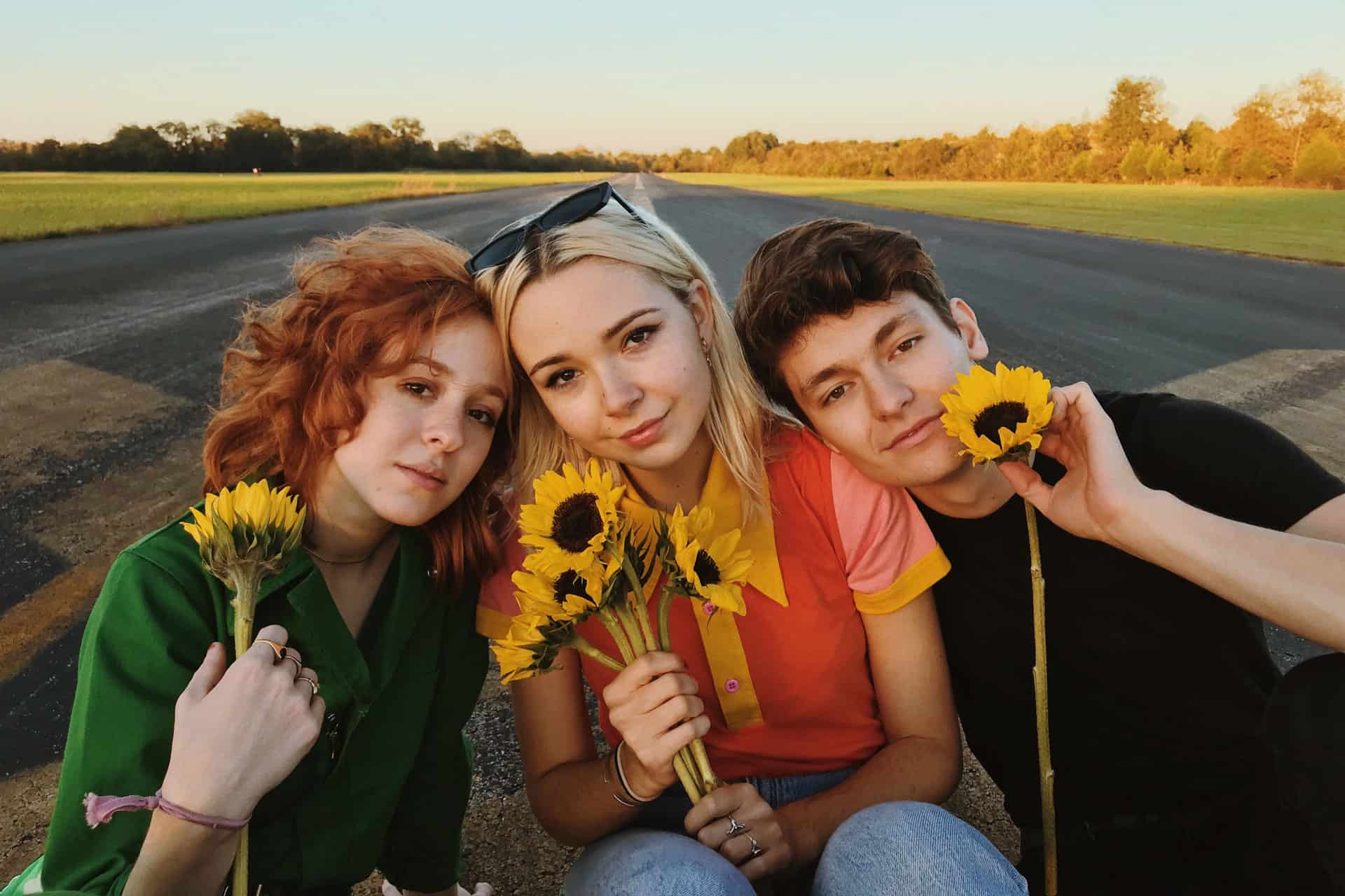 Die Band The Regrettes