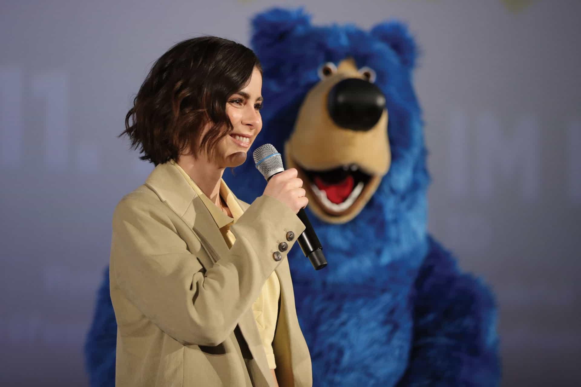 Lena Meyer-Landrut (c) Getty Images