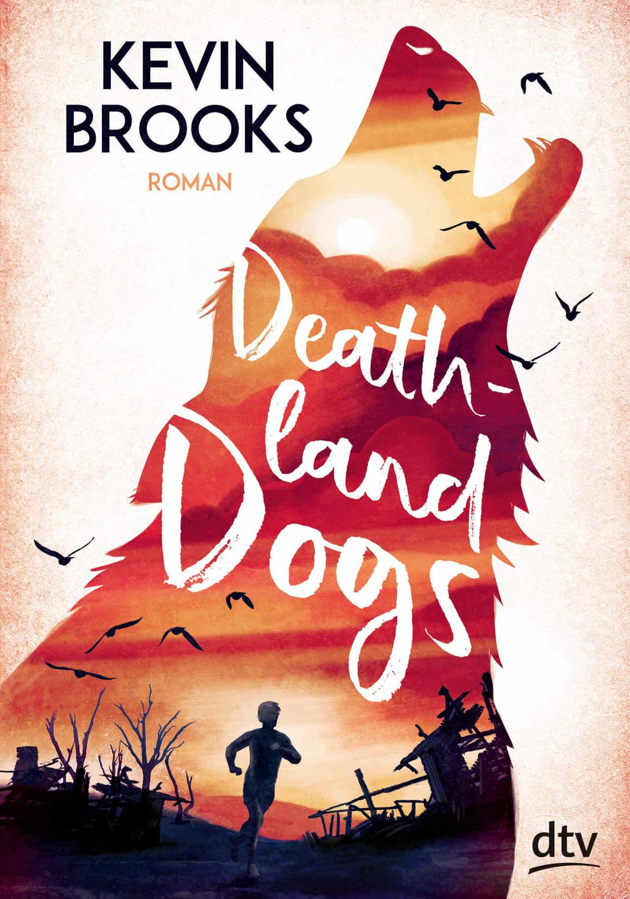 Cover des Buches Deathland Dogs