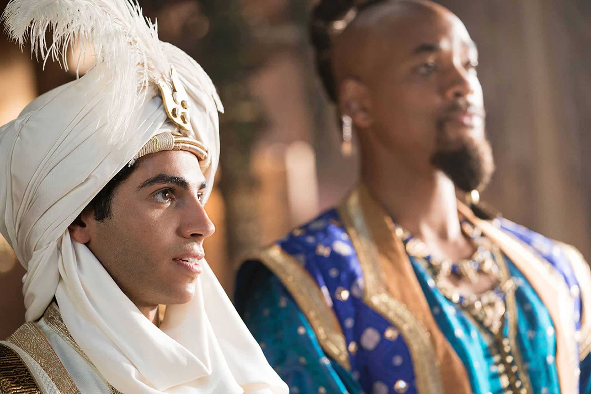 """Szene aus dem neuen Film """"Aladdin"""""""