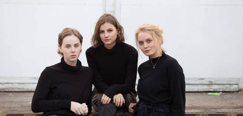 Die Gründerinnen von TIERINDIR (v.L.n.R.) Luka, Nora und Imina. Foto: Martin Wunderwald