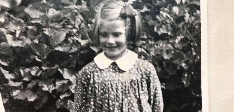 Die Oma von Autorin Teresa