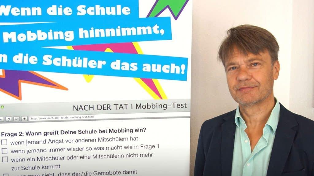 Till Bartelt engagiert sich gegen Mobbing
