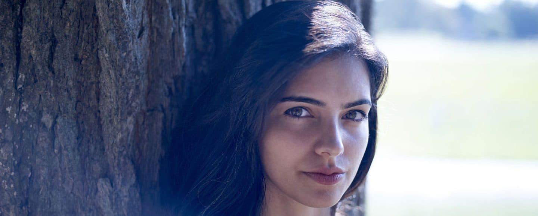 Die Autorin Fatima Mirza