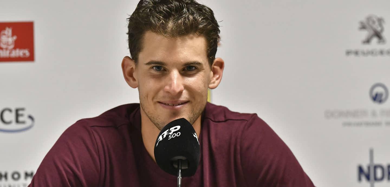Tennisprofi Dominic Thiem