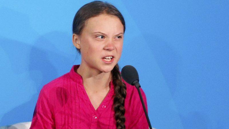 Sogenannte Greta-Basher nutzen ihre Freiheit im Internet dazu, Fridays for Future-Demonstranten feige im Internet zu denunzieren.