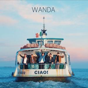 """Cover von """"Ciao"""", dem neuen Album von Wanda"""