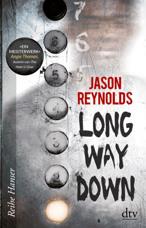 "Cover des Buches ""Long Way Down"""