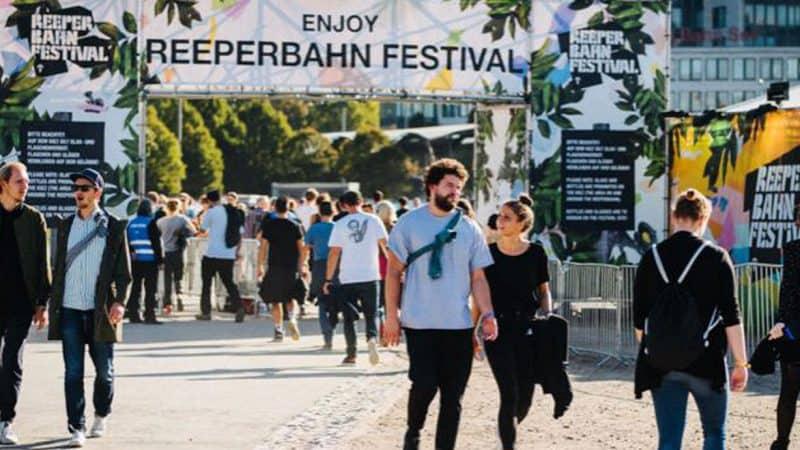 Reeperbahn Festival Banner