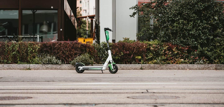 E-Scooter im Umweltcheck - bisher kein Mehrwert erkennbar.