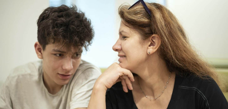 """Wie viel die eigenen Eltern """"vertragen"""", weiß jeder selbst am besten."""