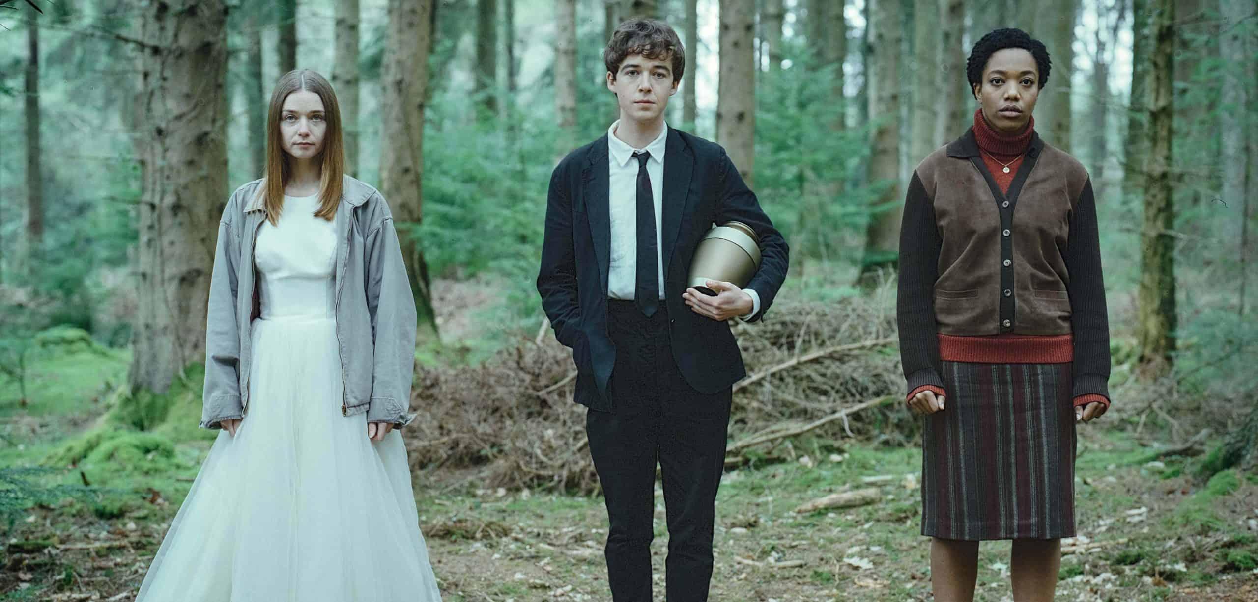 Auf ihrem Roadtrip stößt die Seltsame Bonnie zu James und Alyssa.