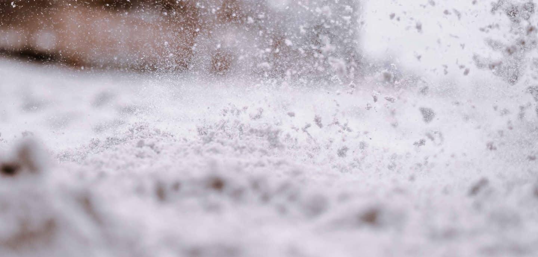 Wusstet ihr, dass Schnee auch rot sein kann?