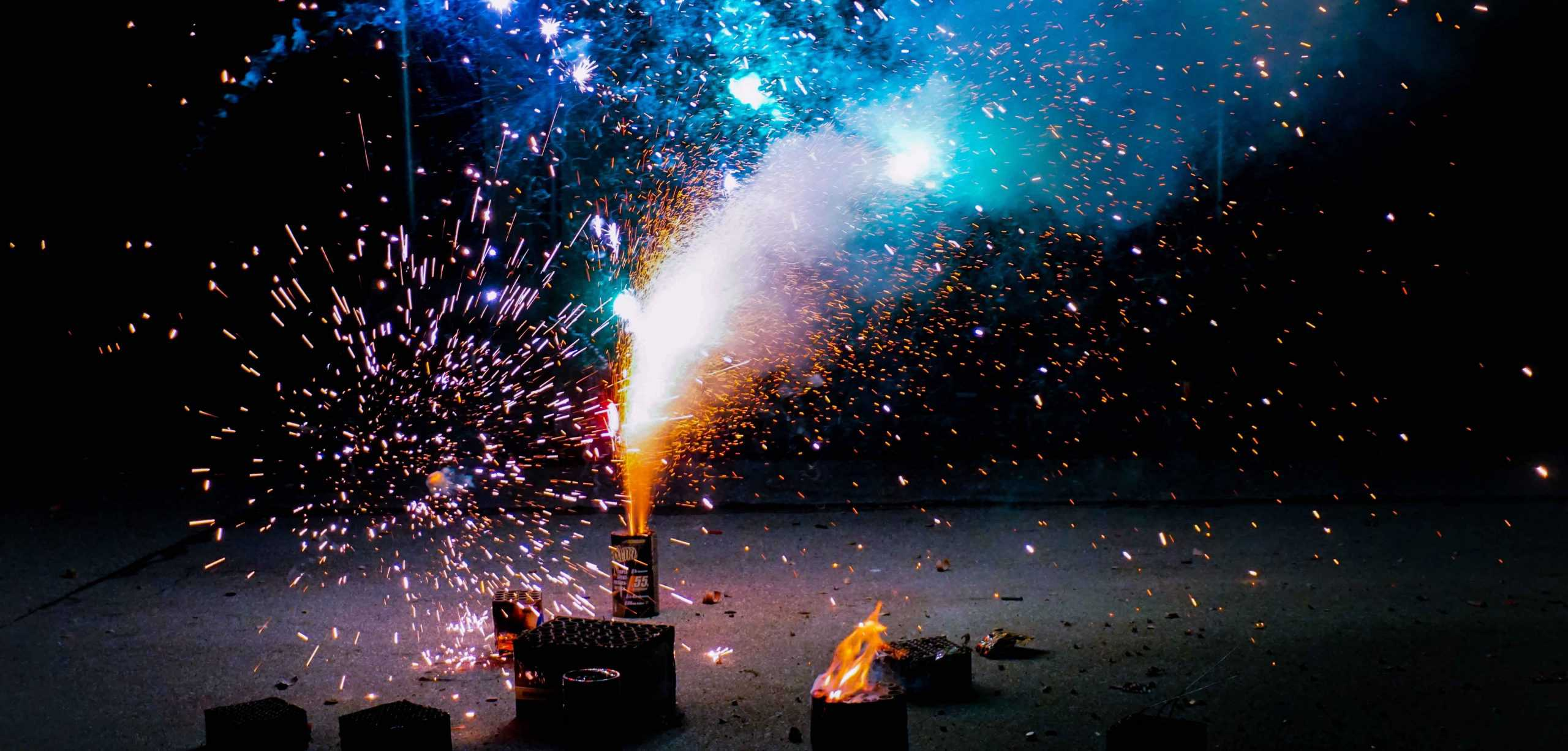 Dinge zum Explodieren zu bringen macht Spaß. Besonders gut für die Umwelt ist es allerdings nicht.