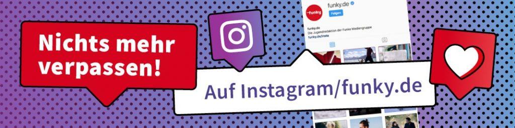 funky Instagram Banner
