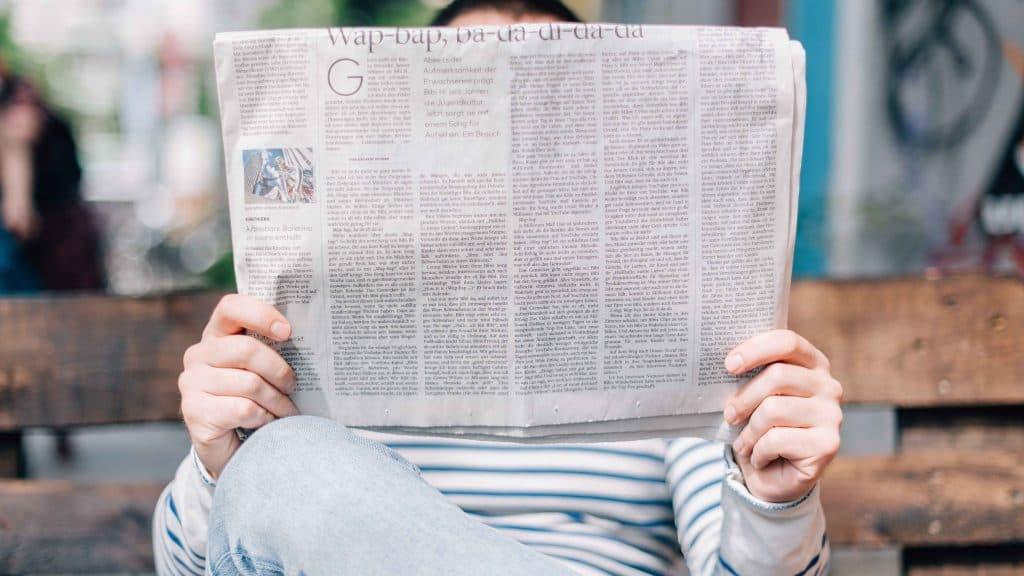 Das wollten die Jugendlichen 2019 in der Zeitung lesen - und das passierte wirklich.