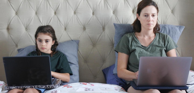 Die zwangsverodnete Familienzeit kann auch gute Seiten haben.