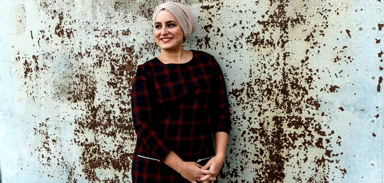 Merve Kayikci zeigt, dass sich der Islam sehr wohl mit einer feministischen Gesinnung vereinbaren lässt.